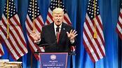Alec Baldwin performs 'Hallelujah' as Donald Trump - GENRE ...