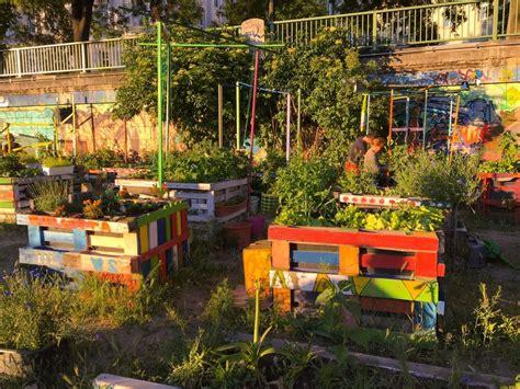 Urban Gardening Wien-garden Ftempo