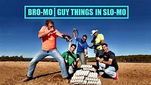 Exploding Eggs | Dude Perfect - YouTube