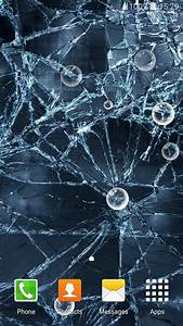 Cracked Screen Live Wallpapers