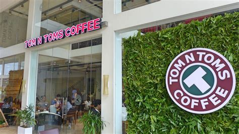 Each morning you wake up to your morning coffee fix — you need it to get yourself going, be productive, and function at your best — but if your coffee did something more, now that. Korean coffee brand Tom N Toms opens in Cebu - MyCebu.ph: Cebu News & Features