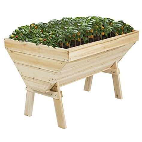 best choice products 4 x3 raised vegetable garden bed