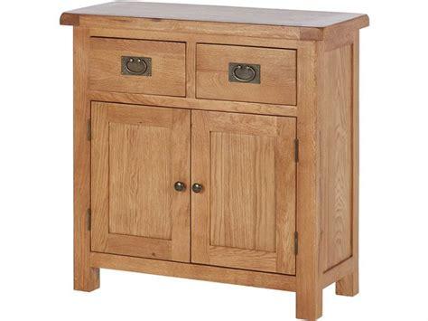 Winchester Oak Mini Sideboard