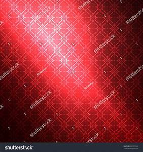 Abstract Vintage Retro Pattern Texture Red Stock Vector ...
