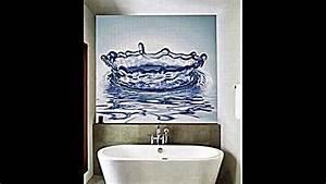 Tv Für Badezimmer : mosaik fliesen f r badezimmer einrichtungsideen youtube ~ Markanthonyermac.com Haus und Dekorationen