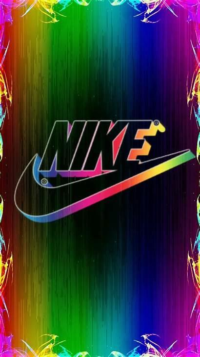 Nike Wallpapers Adidas Cool Iphone Neon Logos