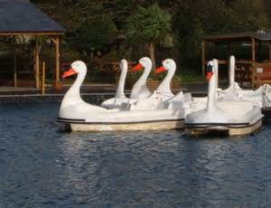 Exmouth Swan Boats by Swan Pedalos At Exmouth 169 Derek Cc By Sa 2 0