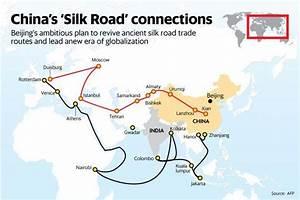 Trains, sea ports of China's new Silk Road - Livemint
