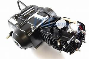 Semi Auto Lifan 125cc Motor Engine Xr50 Crf50 70 Ct70 Sdg