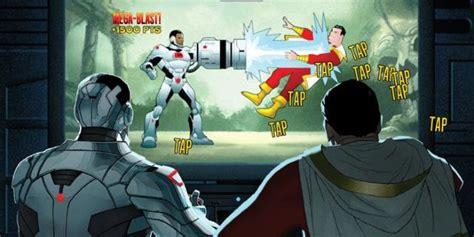 shazam  cyborg  gamers  upcoming justice league
