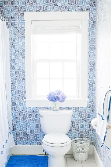 nantucket bathroom reveal design darling