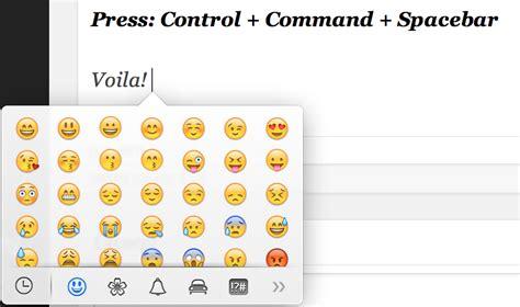 Quick Emoji Popup On Macbook Pro And Macbook Air