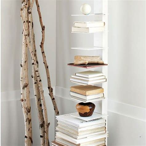 Sapien Bookcase Overstock by Cool Modern Bookcase Available On Overstock For