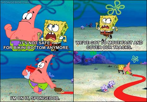 Spongebob Dirty Quotes. Quotesgram