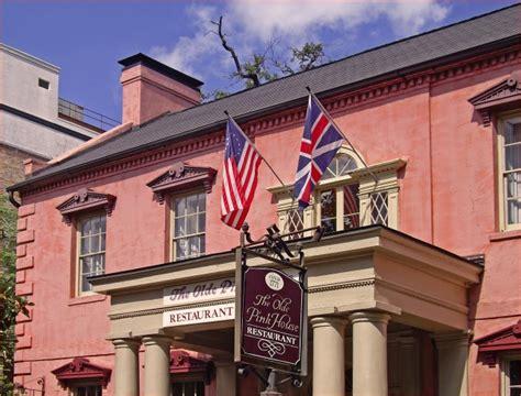 restaurants  eats  historic savannah georgia