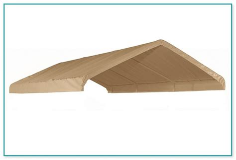 canopy replacement cover tan home improvement