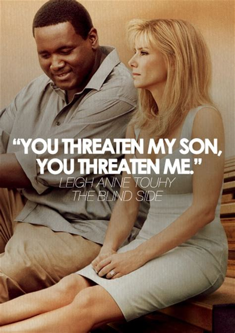the blind side favorite quotes from the blind side quotesgram