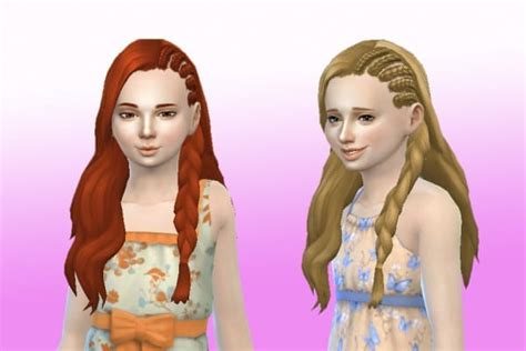 sims    hair mods  absolutely
