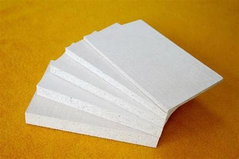 thermal insulation calcium silicate siding wall panel