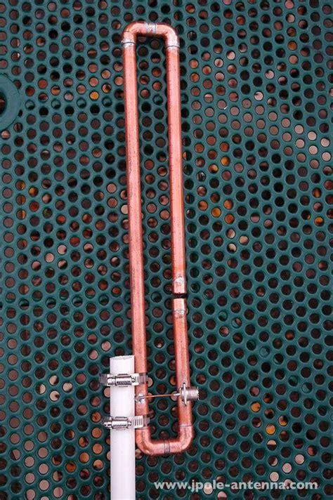 kb9vbr uhf slim jim antenna 2 antenas