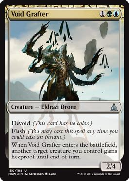 void grafter from oath of the gatewatch spoiler