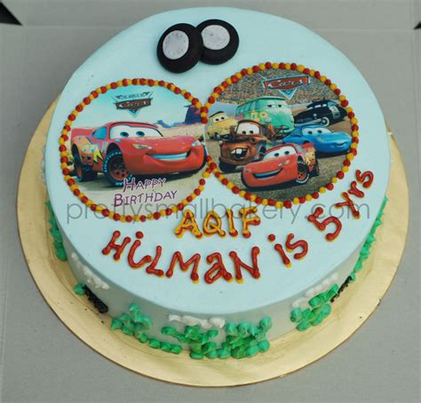 kek birthday  aqif hilman prettysmallbakery