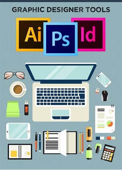 Graphic Tools Designing Create Experience Designers User