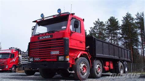 scania   hl  flatbed dropside year