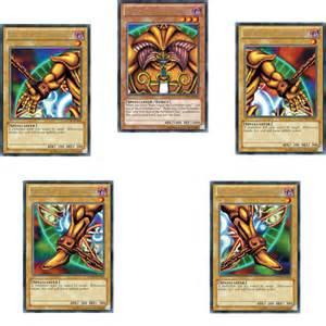 yu gi oh trading card game 187 classic decks exodia