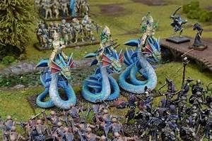 Mantic Preview The Naiad Wyrmriders For Kings Of War ...  Naiad