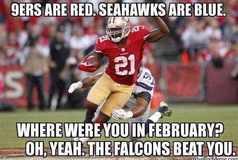 Seahawks Funny Memes - seahawks beat 49ers memes www imgkid com the image kid has it