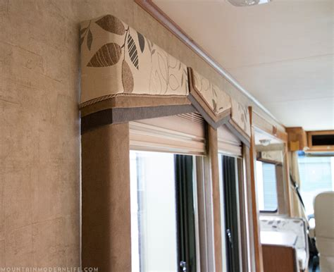 blinds for rv budget friendly rv roller shades mountainmodernlife