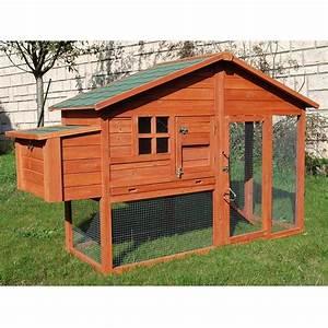 Cabane Pour Poule : poulailler utah 2 3 poules plantes et jardins ~ Melissatoandfro.com Idées de Décoration