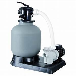 kit de filtration 9m3 h pour piscine hors sol mypiscine With sable pour filtration piscine hors sol 9 la piscine naturelle