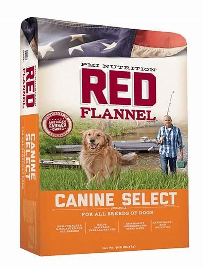 Flannel Select Canine Dog Lb Prime