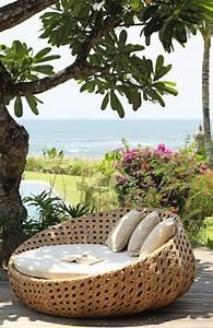 Fauteuil Exterieur Osier : notre inspiration du jour est la chaise en osier ~ Premium-room.com Idées de Décoration