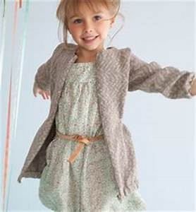 1000 images about tricots fille on pinterest tricot With patron robe fillette 4 ans
