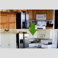 $150 Kitchen Cabinet Makeover  Find It, Make It, Love It