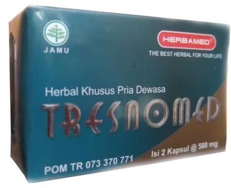 tresnomed ekonomis herbal pria perkasa toko herbal