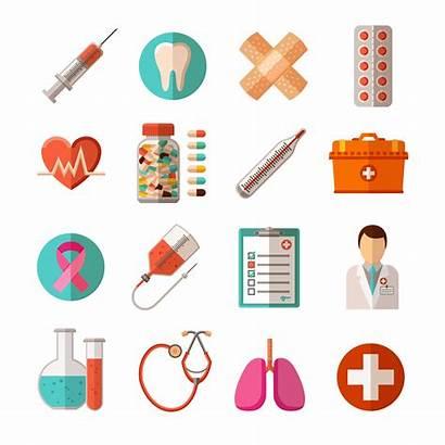 Medical Vector Icons Health Equipment Clipart Clip