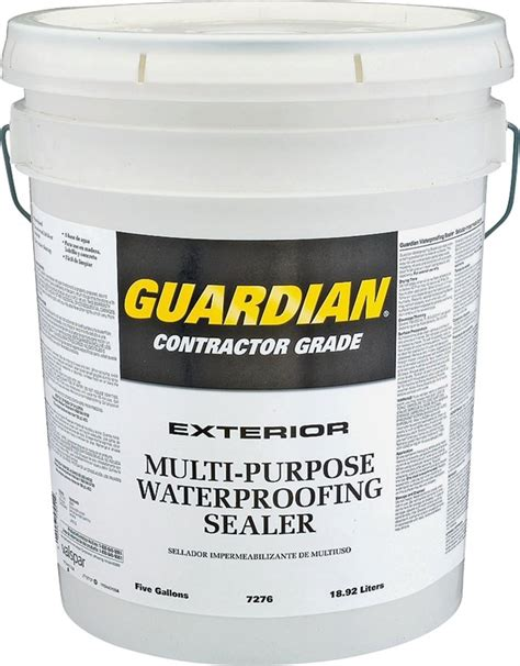valspar  multi surface waterproofing sealer  gal