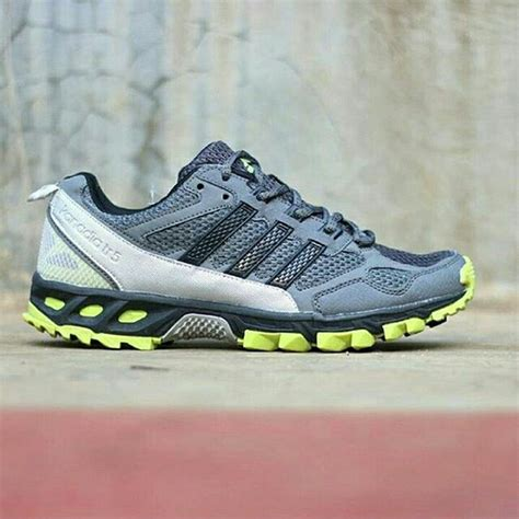 Adidas Tracking Made jual sepatu tracking adidas kanadia tr5 hijau di lapak f a