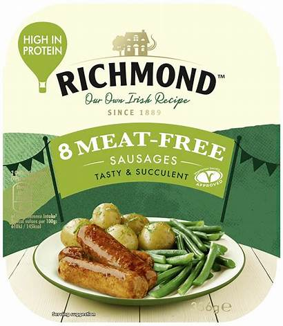 Meat Sausages Vegan Richmond Launched Another Sausage