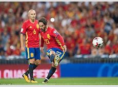 Spain 30 Italy Isco hero as Real Madrid star scores two