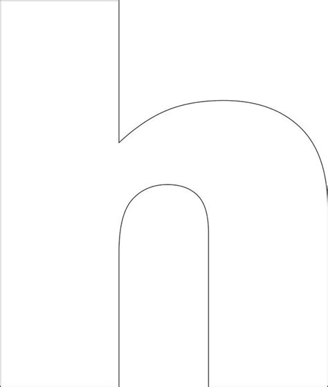 printable  case alphabet template home