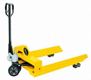 Apollolift Manual Pallet Jack Truck With Roll Reel 2200lbs