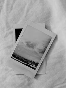 black and white polaroid - image #3801331 by helena888 on ...