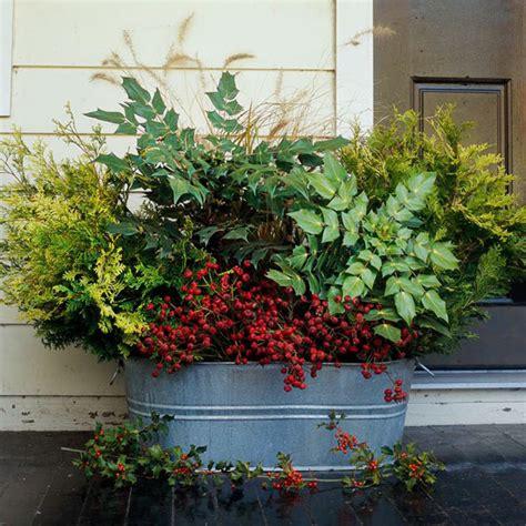 Herbstdeko Vor Dem Hauseingang  Einladende Akzente