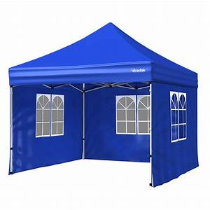 1039x1039 Ace Diamond Enclosed Pop Up Tent With Windows