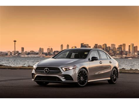 Mercedes still has full confidence in the sedan business, offering a variety of models as small as the gallery: 2021 Mercedes-Benz A-Class Prices, Reviews, & Pictures | U.S. News & World Report